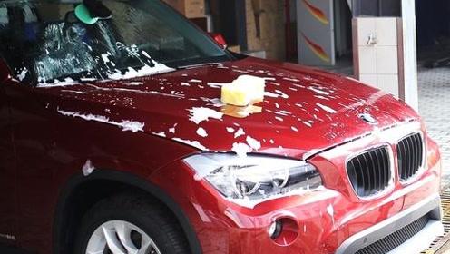 洗洁精能洗车么