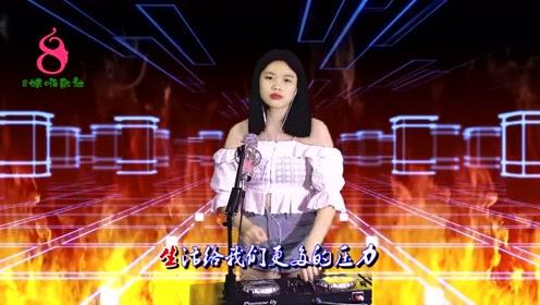 动感DJ舞曲,何鹏、家乐《我要赚一千万》声音热情火辣,优美动听!
