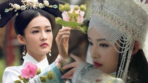 《如懿传》李沁版香妃一出场惊艳众人 美的不可方物