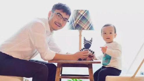小沐沐四周岁汪涵幸福陪伴 父子同框温馨惹人羡