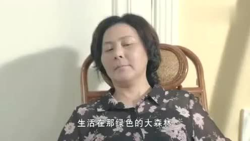 恬恬给外婆唱歌,外婆看着看着就安心的走了,心酸!