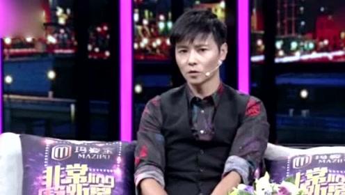 张晋爆料追妻被拒两次 与蔡少芬新婚前夜拍戏受伤