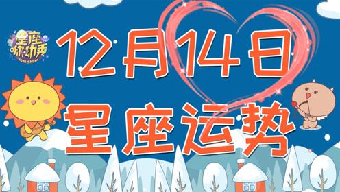 12月14日十二星座运势!一个星座爱情甜蜜一个星座魅力四射!