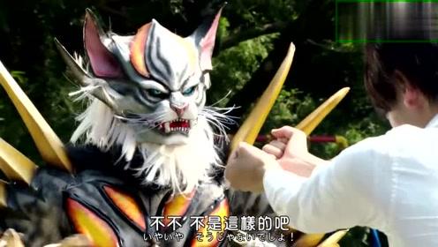 假面骑士Wizard:我要是这怪物我也尴尬,路人居然比我还绝望!