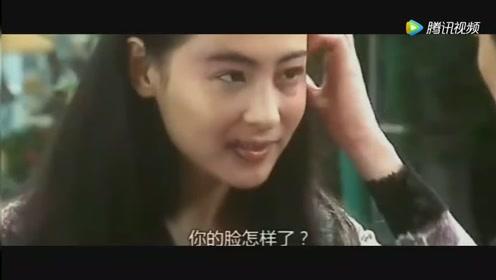 张柏芝和周星驰经典片段,看哭了