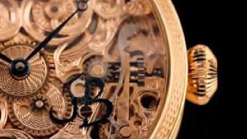 手腕上的雕刻时光!精致的德国腕表工艺!