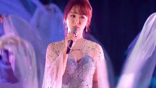 看惯了杨紫演戏,没想到唱歌竟这么好听,一首《不染》美若仙女!