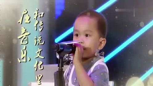 3岁小神童,王恒屹与孟非比赛,秒猜出歌名,孟非气的牙痒痒!