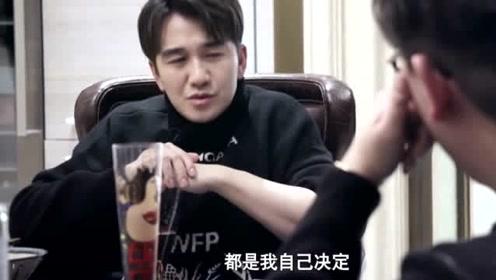 尹正谢飞评议引爆热搜 网友扒出翟天临近期综艺大谈坚持