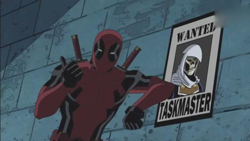 《终极蜘蛛侠》死侍客串终极蜘蛛侠,结果却被把片头给改了!
