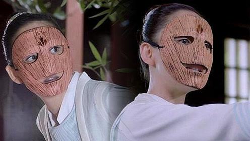 《独孤皇后》陈乔恩无鼻面具被吐槽 就连舒淇也表示笑了
