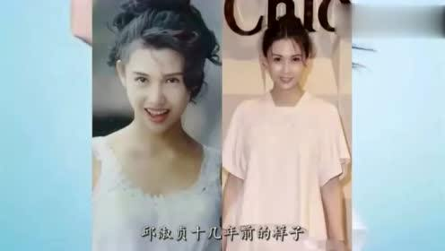 邱淑贞19岁女儿T台走秀,容貌遗传母亲,也是个美女啊