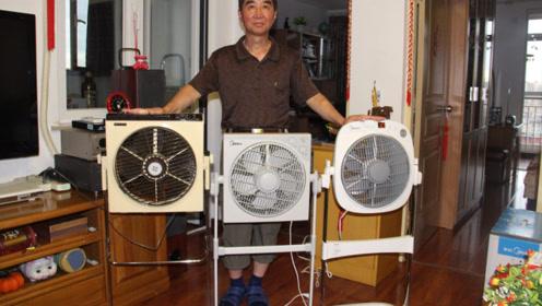 八十年代的风扇那么好用,为什么如今在市场很难买到?