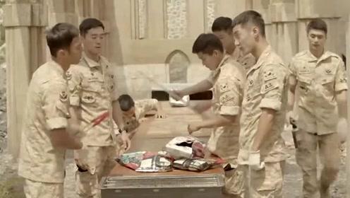 医生拍照被士兵阻挠,姜暮烟暗中讽刺,都是因为嫉妒!