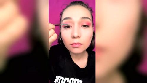 阿娜尔罕美妆视频