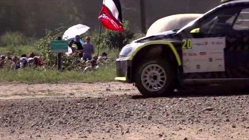 极限挑战:与F1齐名的汽车赛事,WRC汽车拉力赛,改装车的盛宴!