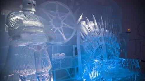 2600一晚《权游》场景神还原 北极圈内最低温住宿了解一下