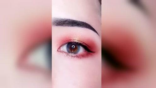 这样化眼妆,才有层次感!