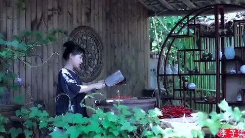 美食李子柒:诗一般的田园生活,匠心独制川菜之魂,体验别致风味!