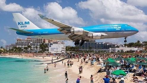 地球最危险海滩,飞机刚过头顶,无数人为了这点差点丧命