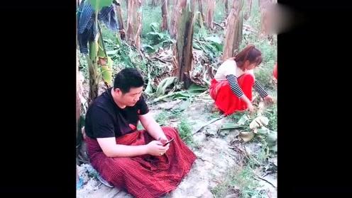 河南小伙娶了缅甸媳妇后,竟是这样的生活状态,网友:羡慕!