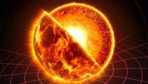 宇宙中没有氧气,为什么太阳能燃烧50亿年不熄灭?长见识了