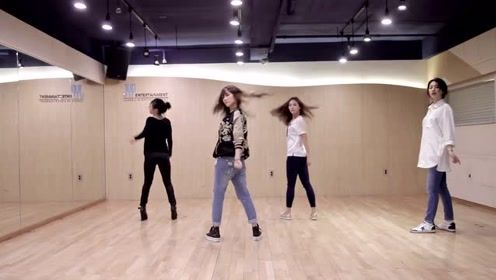 miss A《Only You》Dance Practice