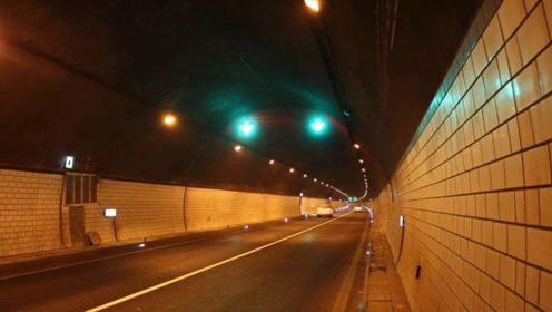 高速桥梁隧道车祸逃生方法,司机乘客都应该学习,关键时候能救命