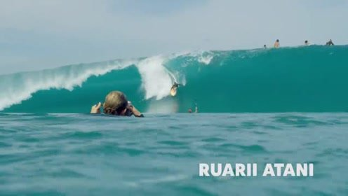冲浪短片,有时候过程很重要