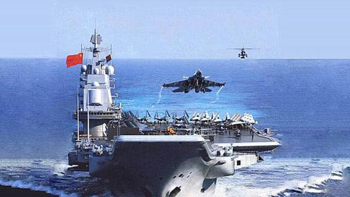捷报频传!舷号18航母曝光,排水量8万吨,配备电磁弹射技术