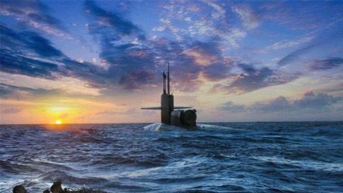 美军出手太阔绰!花1250亿美元造核潜艇,未来将取代俄亥俄级