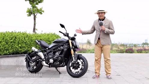 国产最大排量摩托车 贝纳利 752S