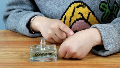 没想到这才是香水正确的喷法,很多人都错了!之前真是太浪费了