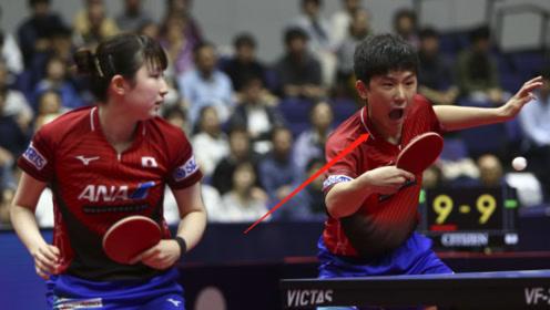 刘国梁面临更大难题!张本智和竟击败国乒世界冠军进决赛,太强势