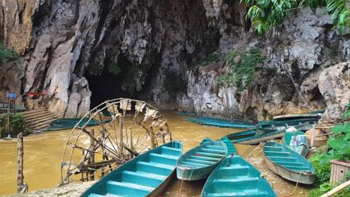 云南山洞后面,竟隐藏着一个世外桃源,全村已经隐居了几百年!