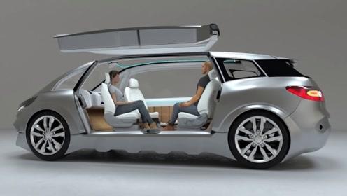 汽车坐上去像被抱着?麦格纳推座椅拥抱技术,背后的拥抱!