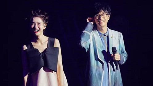 许嵩演唱会惊现女嘉宾 她的身份引起网友炸锅