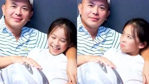 """有一种""""基因""""叫刘涛女儿,长得不像王珂,尽挑妈妈的优点遗传"""
