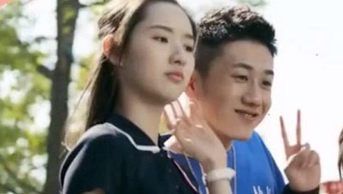 《少年派》毕业当天,江天昊告白邓小琪,小琪当场流泪:我也爱你