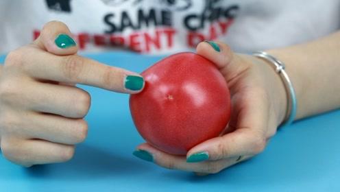 喜欢吃西红柿的要留意,这一点早知早受益,后悔才知道