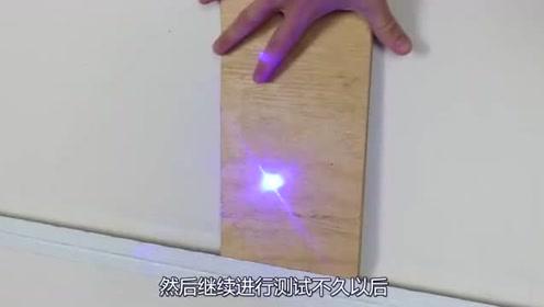 激光直接照射放大镜,这样会让激光的破坏力增加吗?
