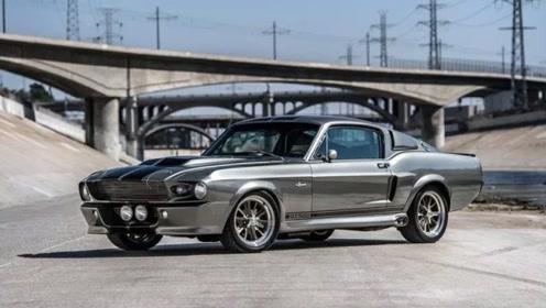 全世界只有三台的谢尔比GT500,居然还配备了氮气加速!