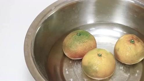 新鲜的桔子怎么样保存得久