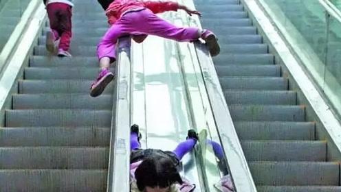 带孩子乘坐电梯意外不断 家长一定注意这些细节