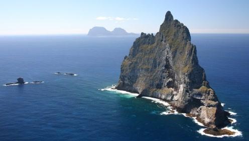 """全球最特别的岛屿,犹如一座""""金字塔"""",从来没人能成功上岛!"""
