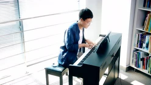 《陈情令》主题曲《无羁》钢琴版,一曲共悠扬,曲终人不散!