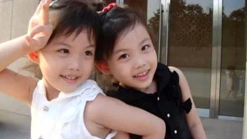 还记得最美双胞胎朵朵果果吗?如今16岁身高172变超模脸