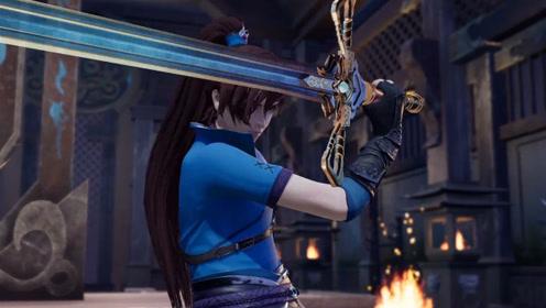 《灵剑尊》楚行云一步步修炼强化灵剑,重回霸天武皇之路