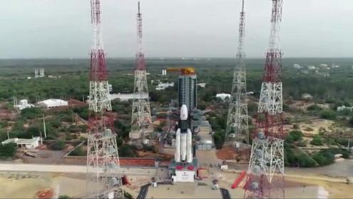 展现雄心!印度明日发射月球无人探测器挑战月面着陆