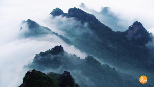 4小时出城,逃离武汉,钻进秘境武当山过夏天